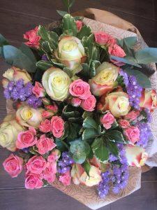Bouquet rose - 30€